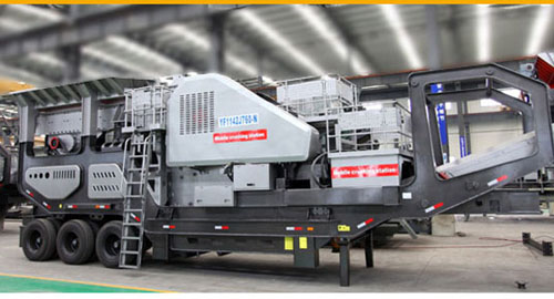 Particle Size Of Small Mobile Jaw Crusher