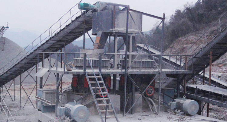 Phosphate Rock Crushing Machine