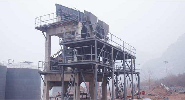 Aggregate Recycling Equipment For Sale