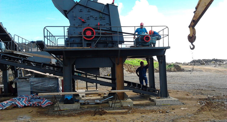 Aluminium Crusher Machine Sale