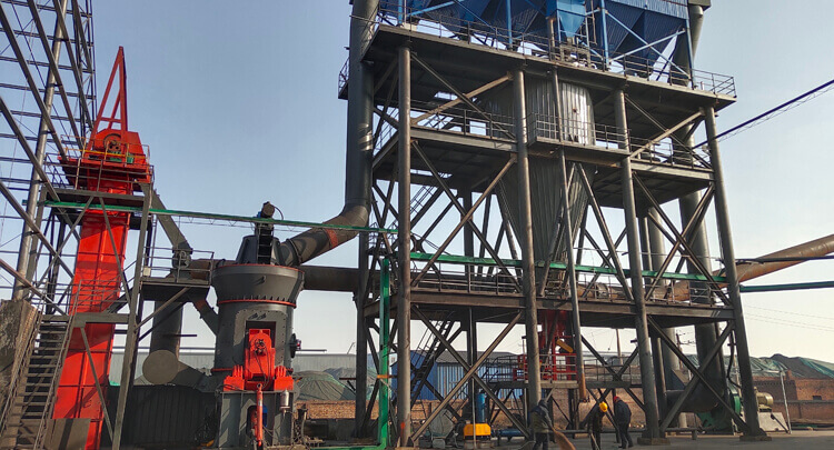 Lead Ore Processing Plant