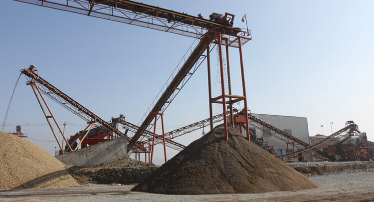 Silver Ore Crushing Machine